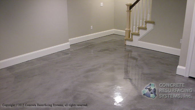 Metallic Epoxy Floors For Ma Ri Amp Fl Concrete