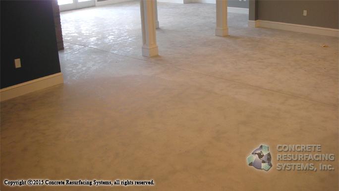 Acid Stain Concrete Floors Concrete Resurfacing Systems