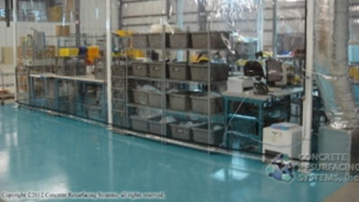 Medical Device Manufacturer, Cleanroom
