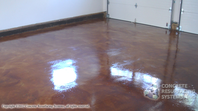 Concrete Stain - Concrete Resurfacing Systems