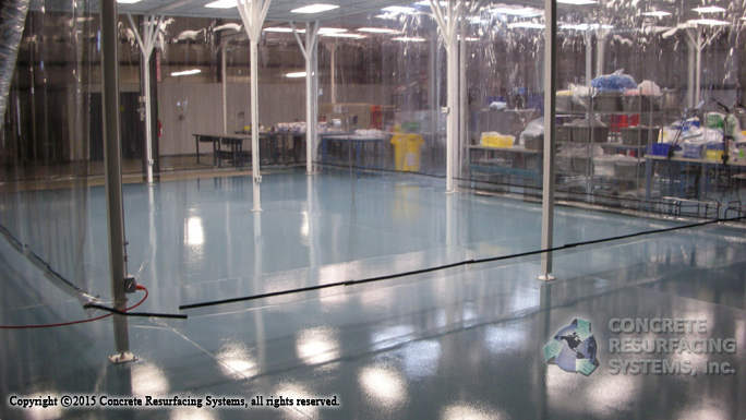 Manufacturing Clean Room
