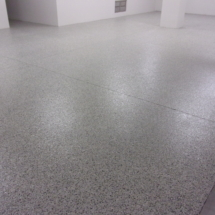 Epoxy Color Chip Floor